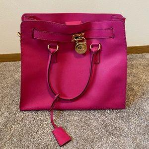 Michael Kors Hamilton Bag Large